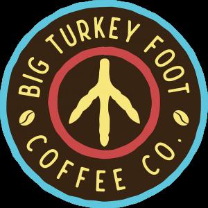 Big Turkey Foot Coffee's logo