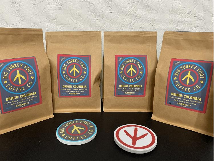 BTF coffee bags