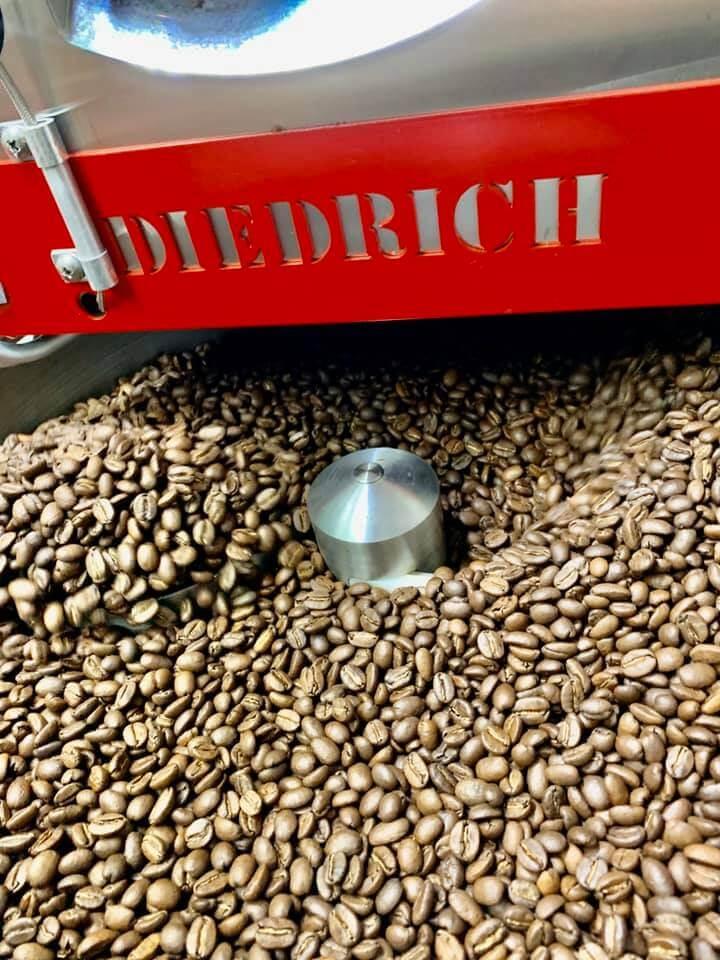 BTF coffee beans
