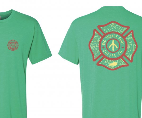 BTF Firefighter T-shirt