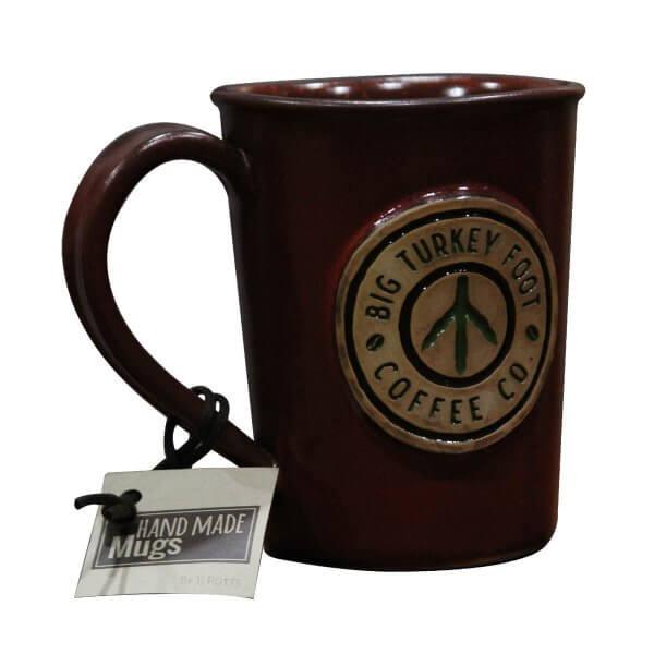 Coffee mug - red
